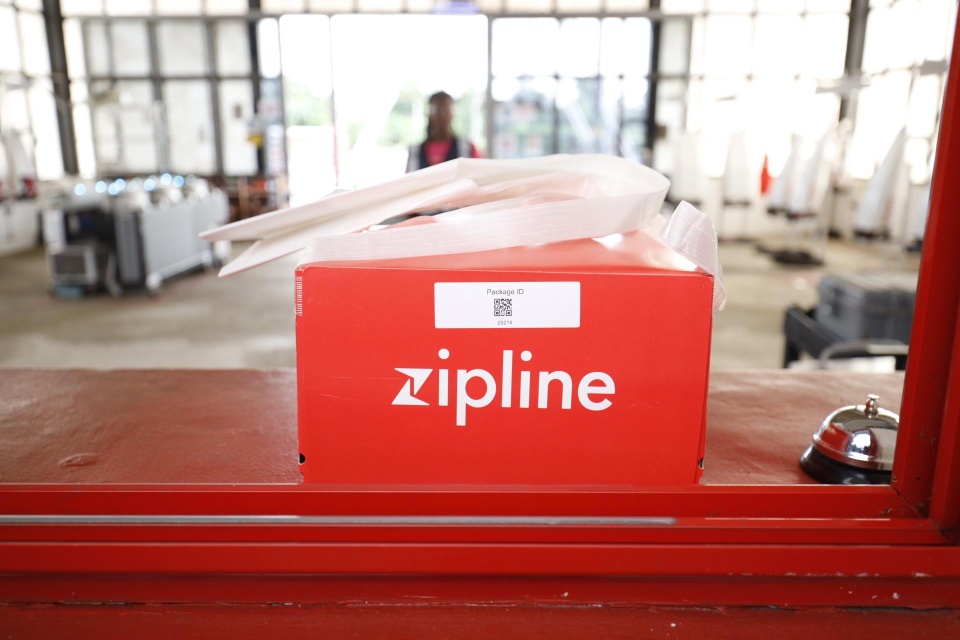 Zipline box