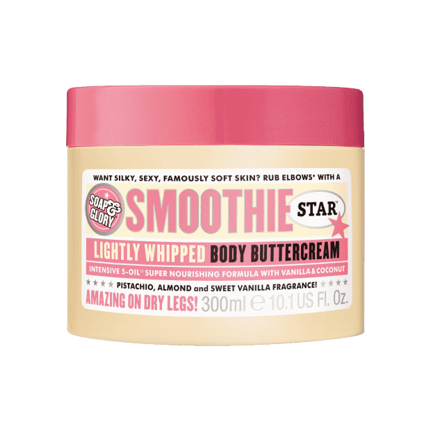 Smoothie Star Crema Corporal