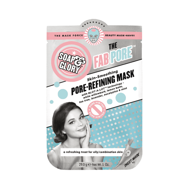 The Fab Pore Refining Mask