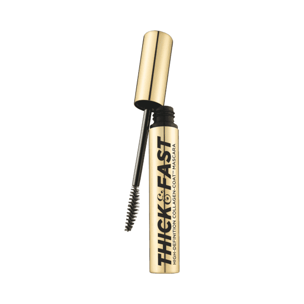 Thick and Fast HD Mascara Black