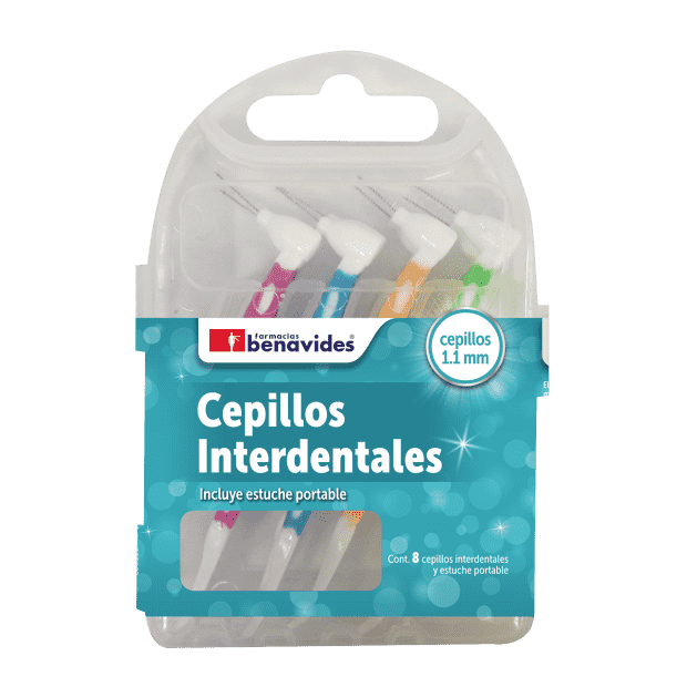 Cepillos Interdentales  1.1 mm