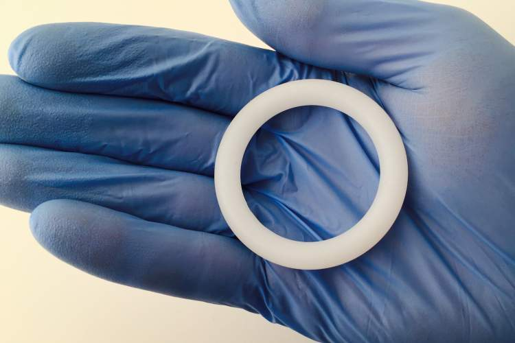 dapivirine vaginal ring