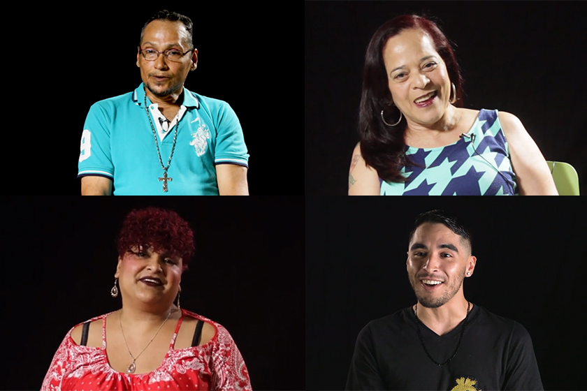 Latinx People Living With HIV Share How They Came to Terms With Their Diagnosis