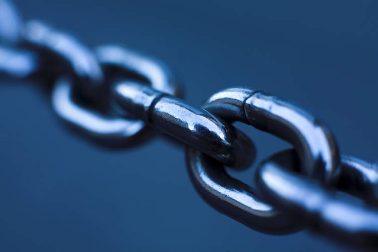 links in chain