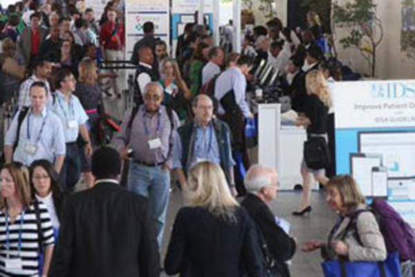 Attendees at IDWeek 2017 (Credit: Infectious Diseases Society of America)