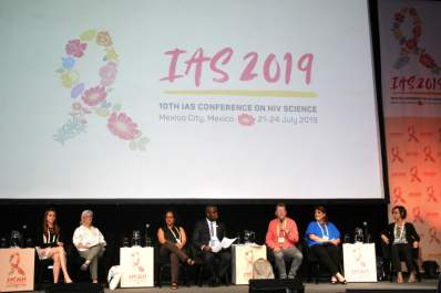 IAS 2019 Presenters at Community Involvement in Research Panel