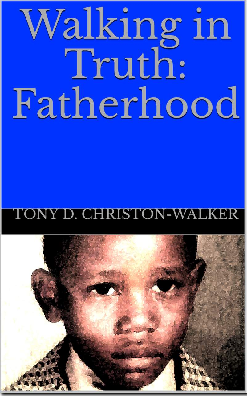 Tony Christon Walker Book Cover