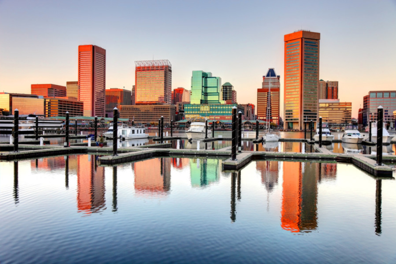 Baltimore's Inner Harbor