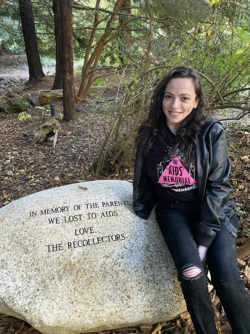 Brenda Emily AIDS Memorial