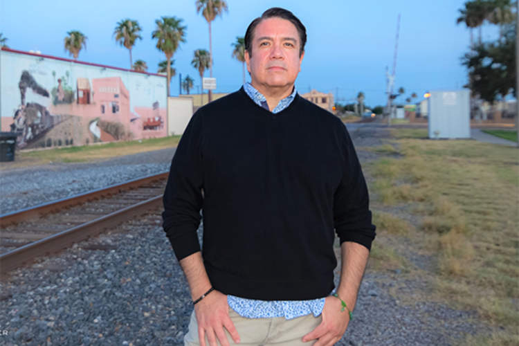 Oscar Lopez CEO, Poderosos & Founder of South Texas Equality Projects.