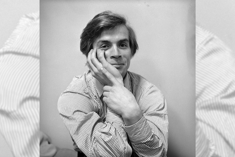 Rudolf Nureyev, subject of NUREYEV.