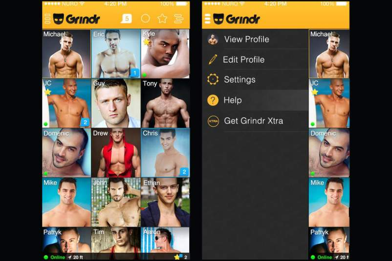 Without account grindr use How to