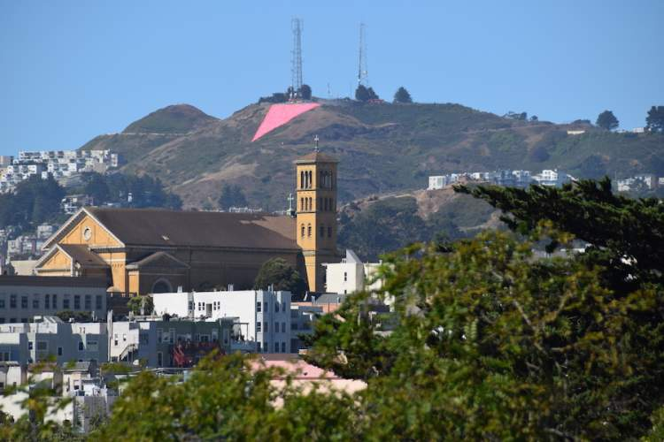 Pink Triangle SF