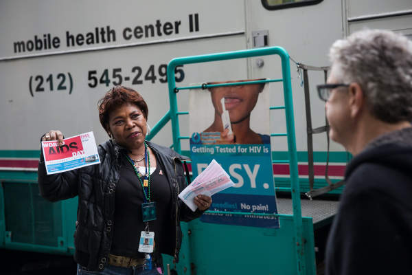 mobile HIV care