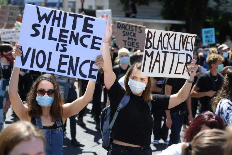 White Silence = Violence