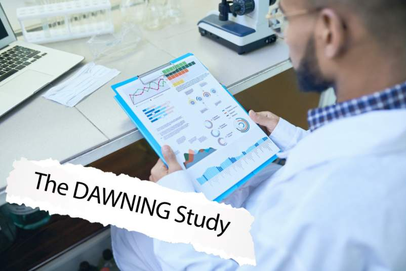 The DAWNING Study photo illo