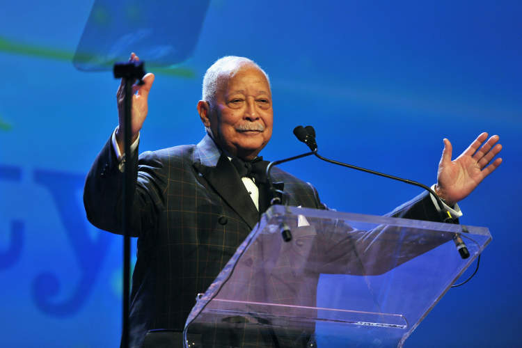 Mayor Dinkins