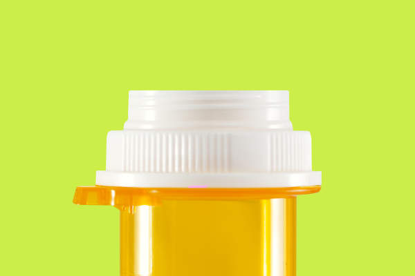 pill bottle top