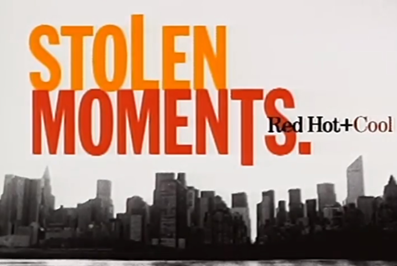 Still from RedHot's Stolen Moments Documentary