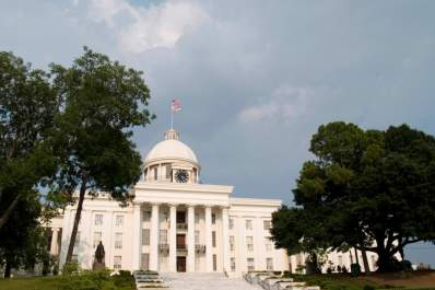 Montgomery State House, Alabama