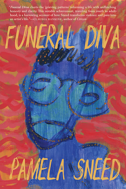Funeral Diva by Pamela Sneed book cover