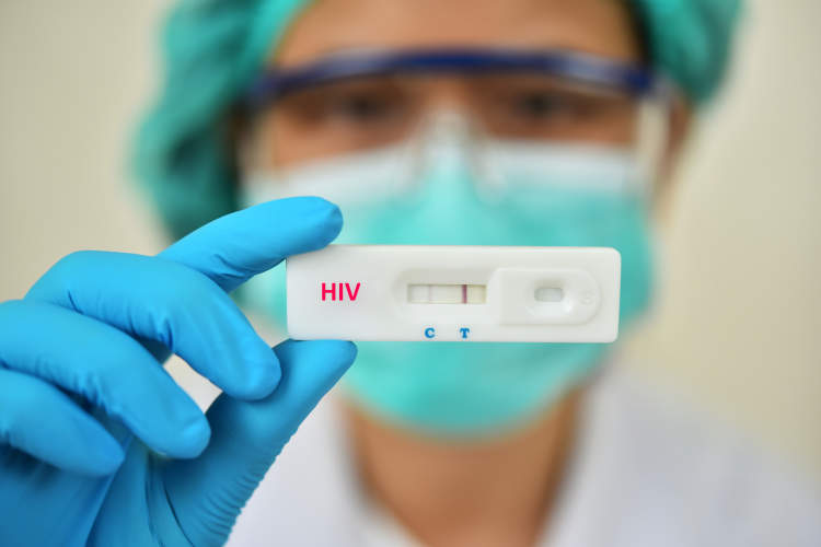 rapid HIV test