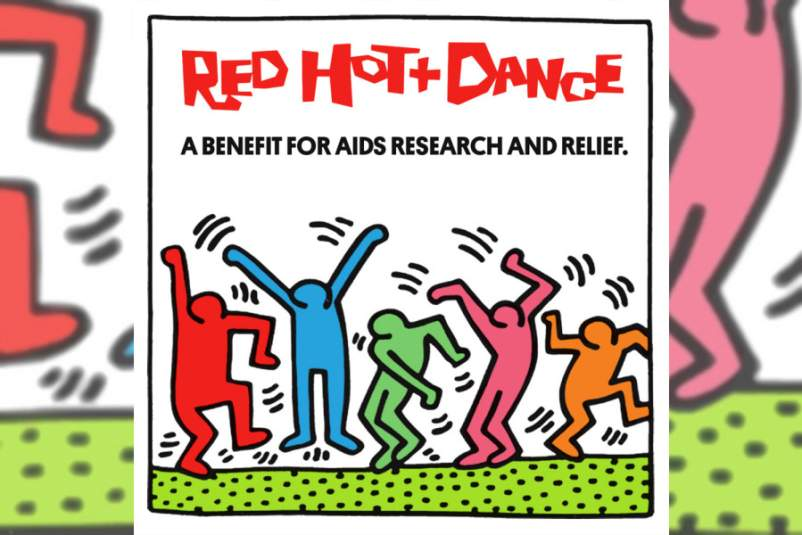 """Red Hot + Dance,"" 1992"
