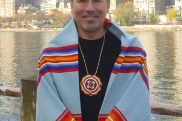 Harlan Pruden (First Nations Cree)