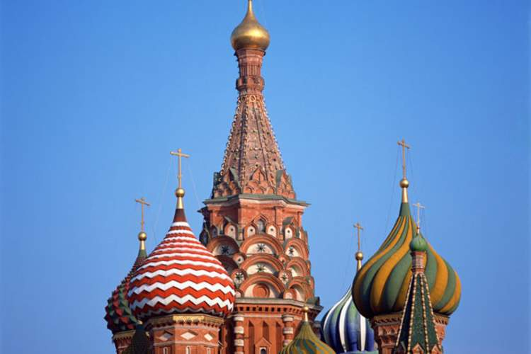 The Kremlin (Credit: Creatas+Images, Thinkstock)