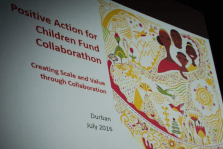 Positive Action for Children Fund Collaboration