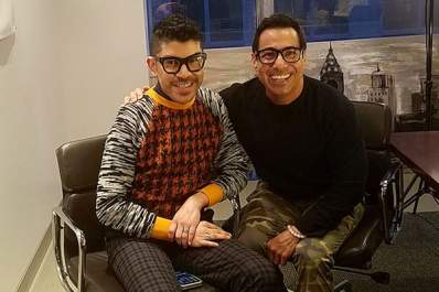 Mondo Guerra and Charles Sanchez