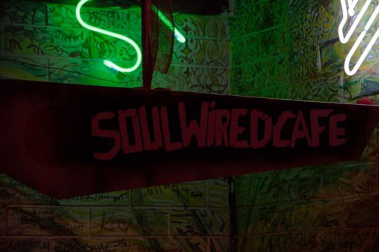 Soul Wired Cafe
