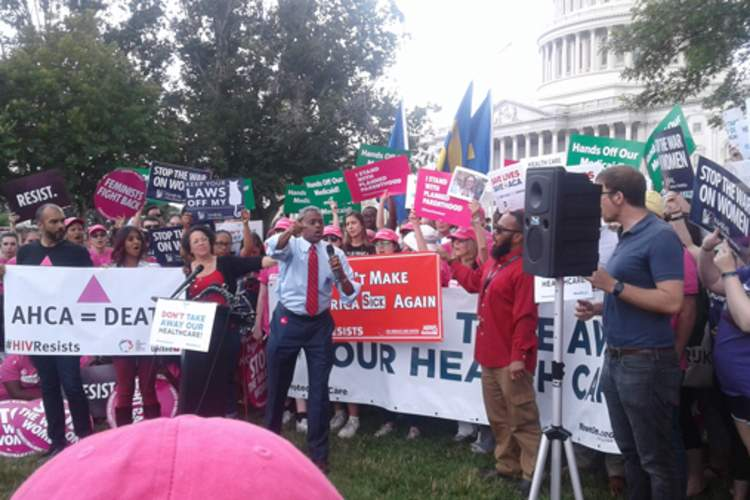 The People's Filibuster