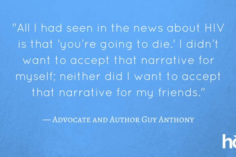 Guy Anthony quote