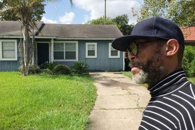 Donnall Walker, 52, returned home to find his HIV pills floating in floodwaters from Hurricane Harvey. He went 11 days without medication.