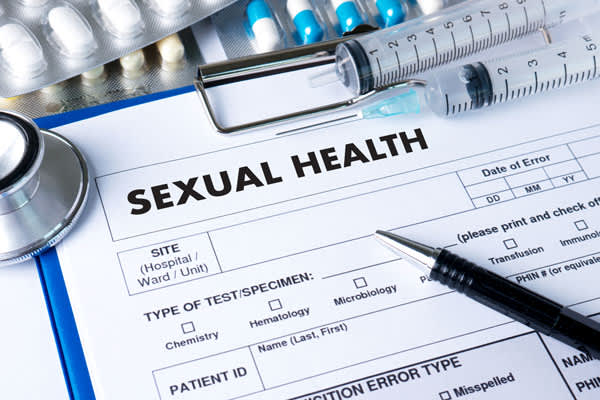 Getting an STD Test? Cover Your Bases With Three-Site