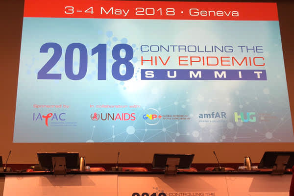 Controlling the Epidemic Summit conference banner