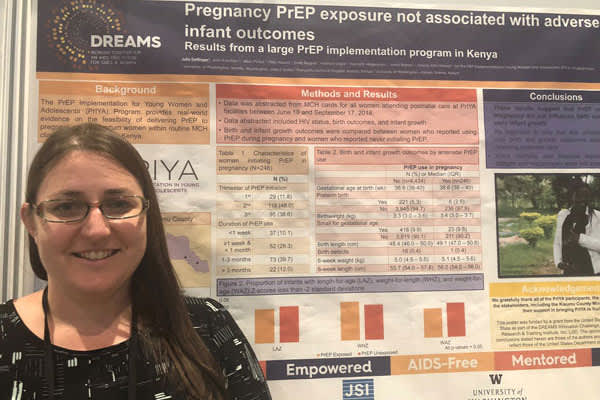 PrEP Is Safe for Pregnant Women Who Want the HIV Prevention