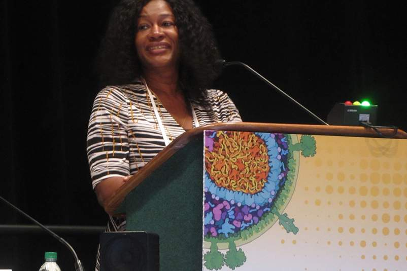 Nneka Nwokolo speaks at CROI 2019