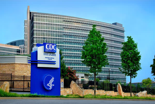 Centers for Disease Control and Prevention headquarters in Atlanta, Georgia