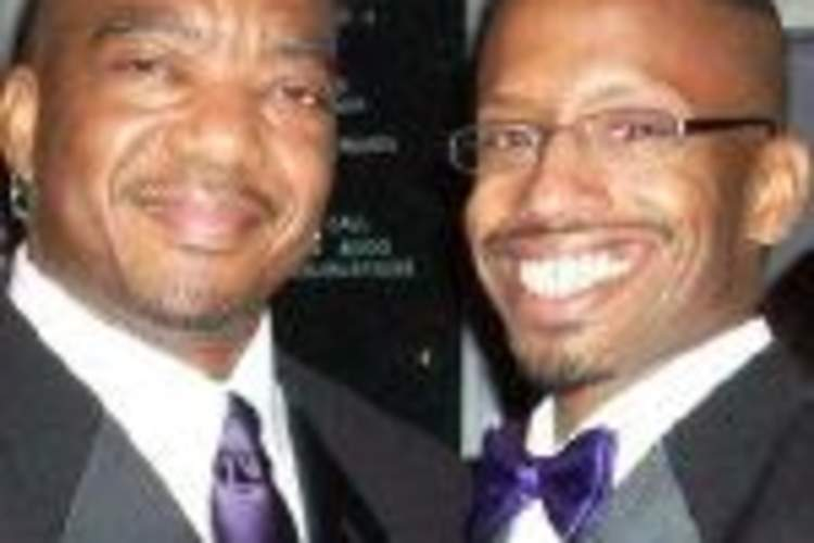 Philip and Justin B. Terry-Smith: Positive Parents -- A Blog Entry by Robert Breining Img