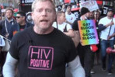 AIDS 2014 Video Blog #3: The Global March and Candlelight Vigil Img