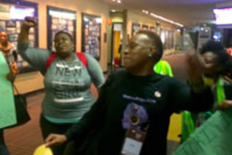 Demanding PrEP at SA AIDS 2015: Scenes From an Activist Smackdown Img