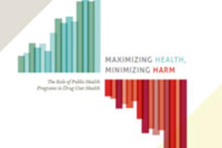 Maximizing Health, Minimizing Harm: The Role of Public Health Programs in Drug User Health Img