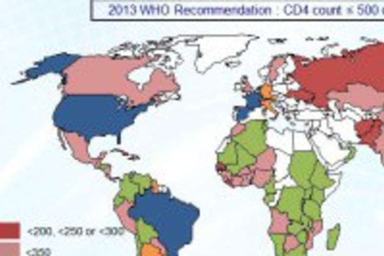 Interactive Website Highlights Global Gaps, Leaders, Outliers Among National HIV Policies Img