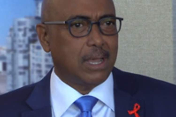 Michel Sidibé on the Global HIV Epidemic (Video) Img