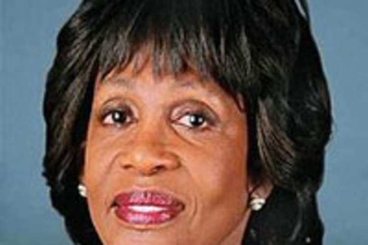 Representative Maxine Waters: If Black Lives Matter, Don't Cut the Minority AIDS Initiative Img