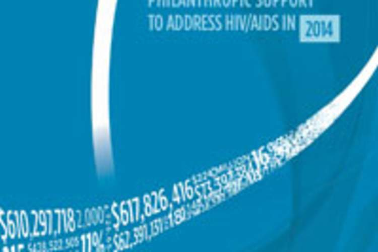 Identify HIV Funding Sources With a Searchable Map and Funders' Report Img