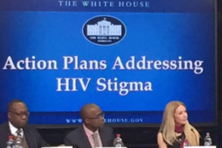 White House Meeting on HIV Stigma Examines Interventions, Measures, Actions Img
