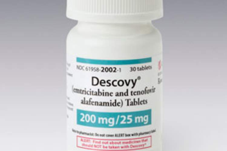 FDA Approves Descovy, an Updated Version of Truvada -- But Not for PrEP Img
